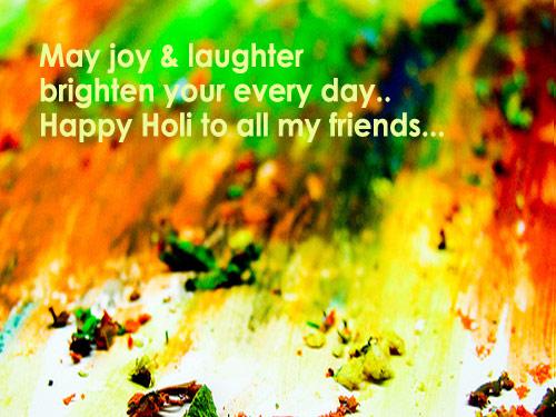 Happy Holi !